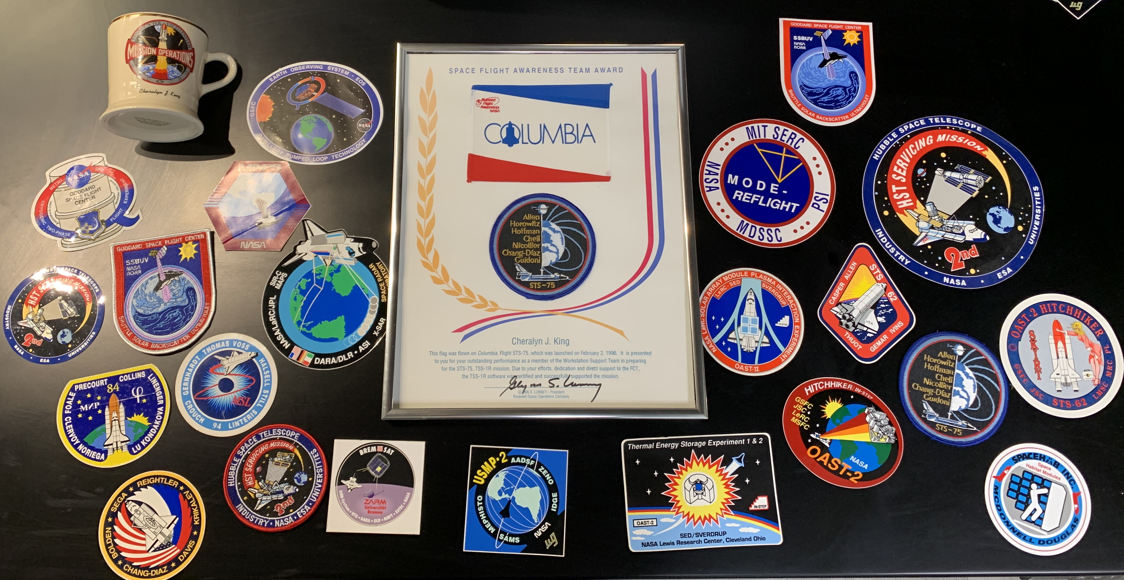 Cheralyn Patches