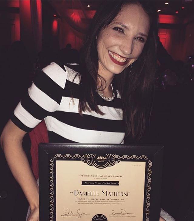 Danielle-Matherne-Addys-Win