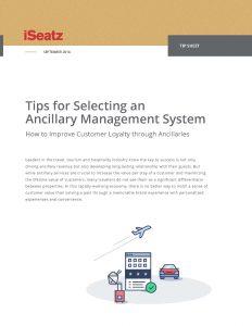 Ancillary Management System